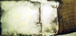 PICE OF WALL    1992  v  130x263cm
